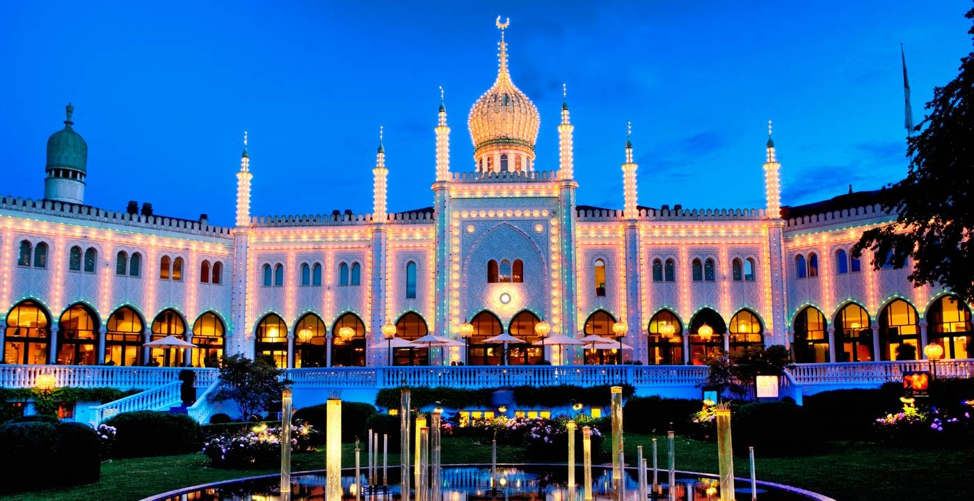 Set Your Imagination Free at Tivoli Gardens