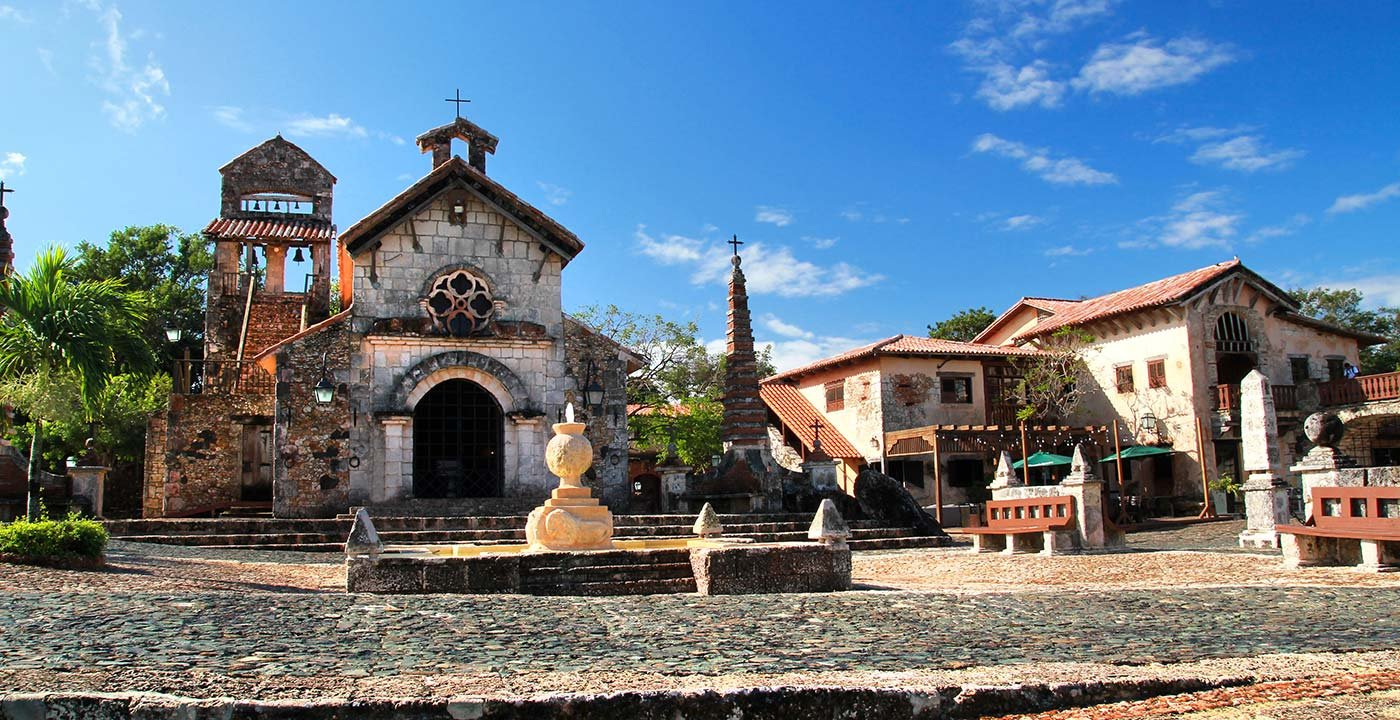 A Renaissance-Era Village Built from Scratch
