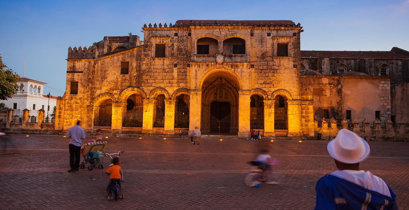 A Stroll Through Santo Domingo History