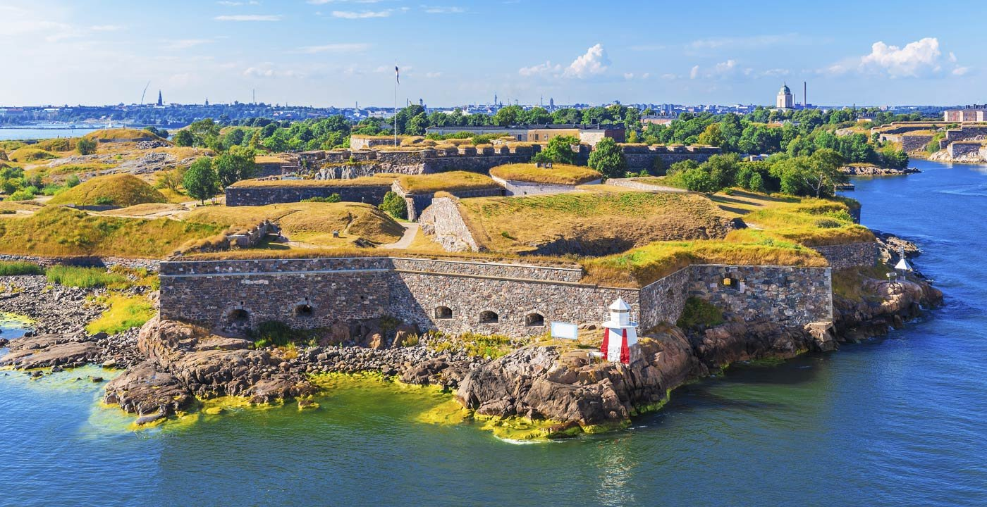 Suomenlinna: 'Gibraltar of the North'