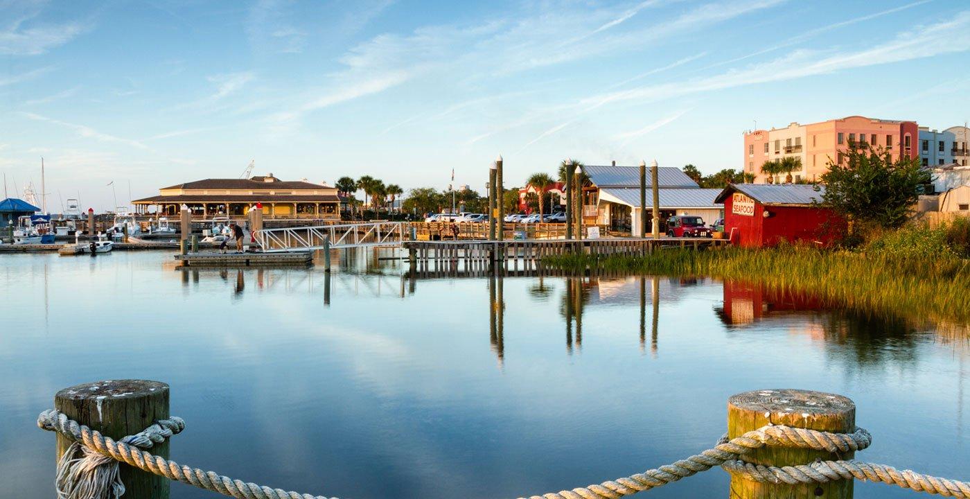 Amelia Island Marina Florida
