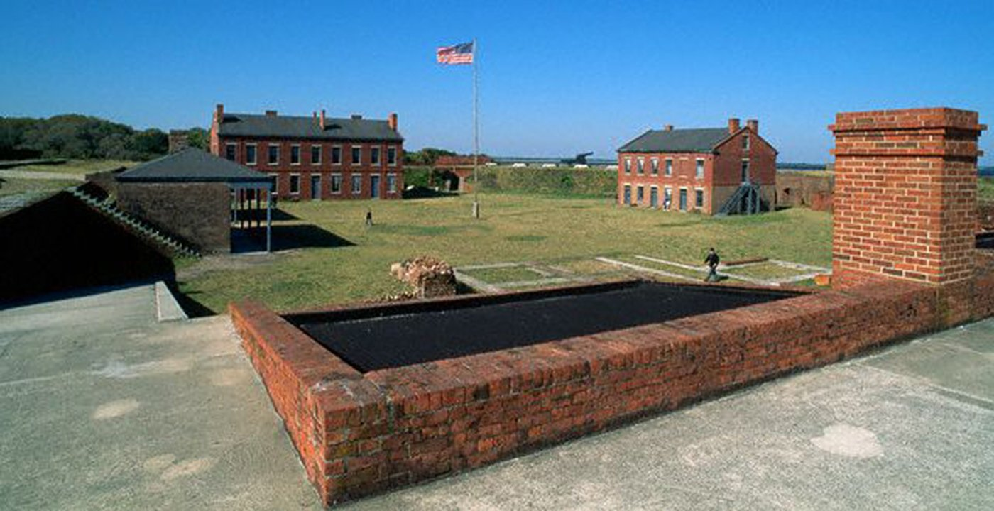Step Back in Time at Fort Clinch State Park