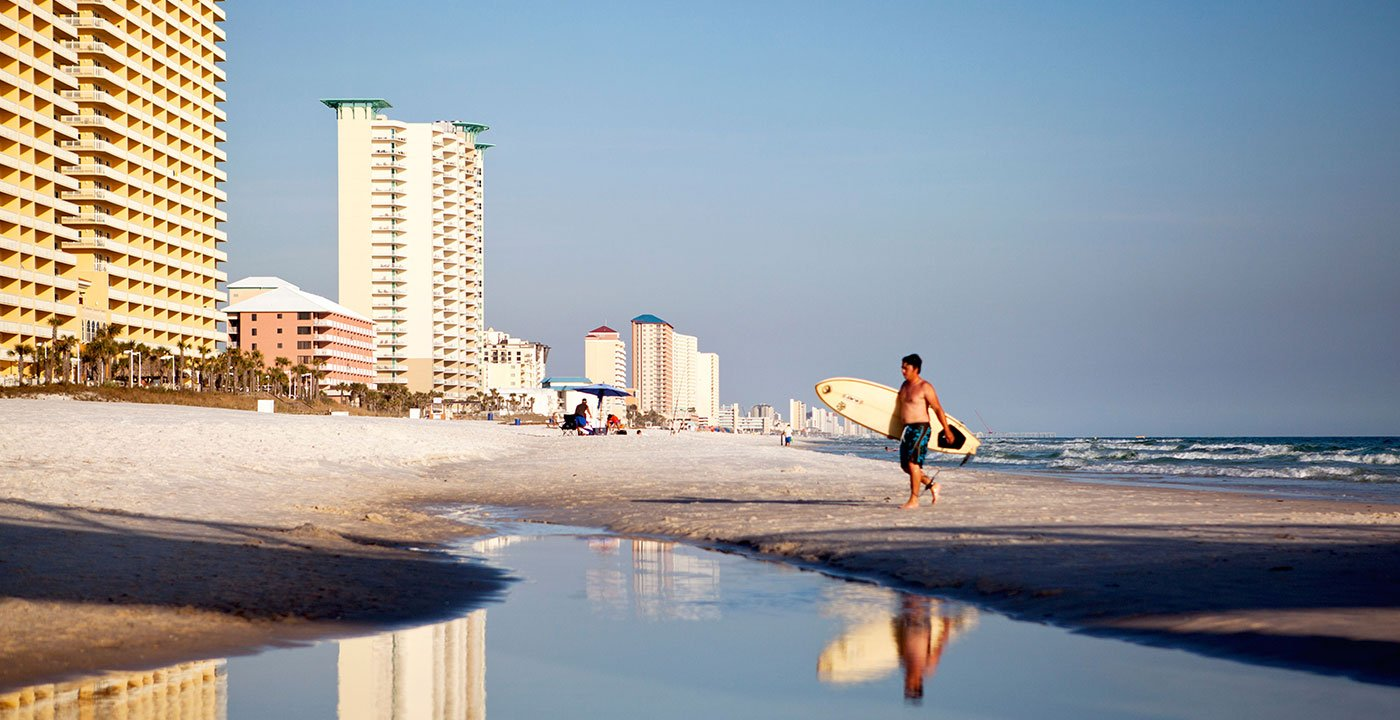 Dive Into the Crowds of Panama City Beach