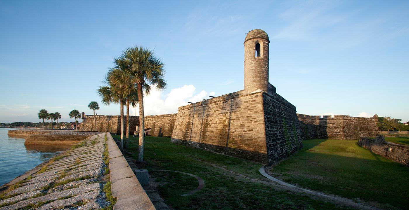 Step Back in Time at Castillo de San Marcos