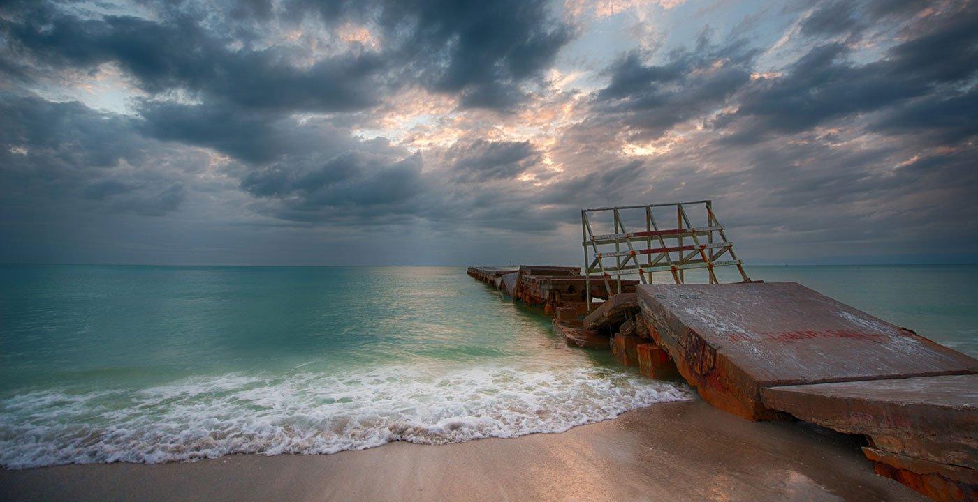 Beach in Sarasota