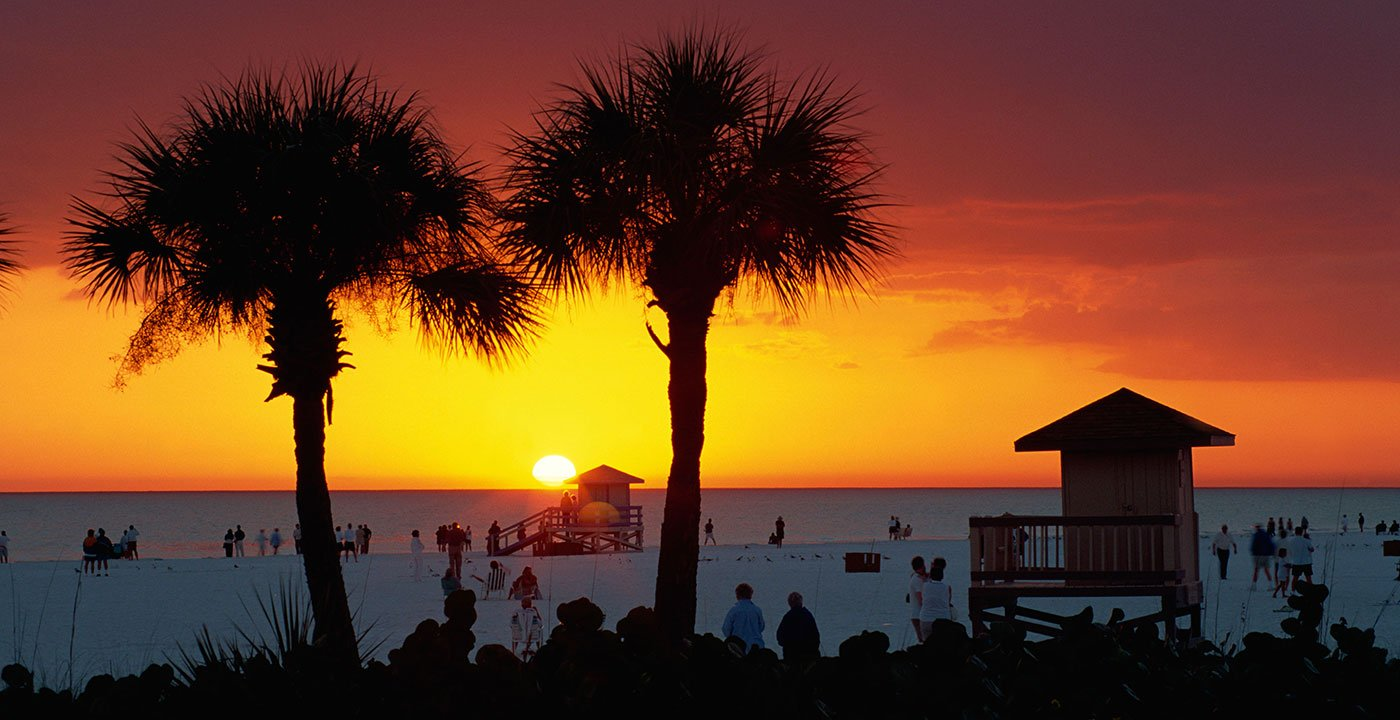 Spend a Perfect Day at Siesta Beach