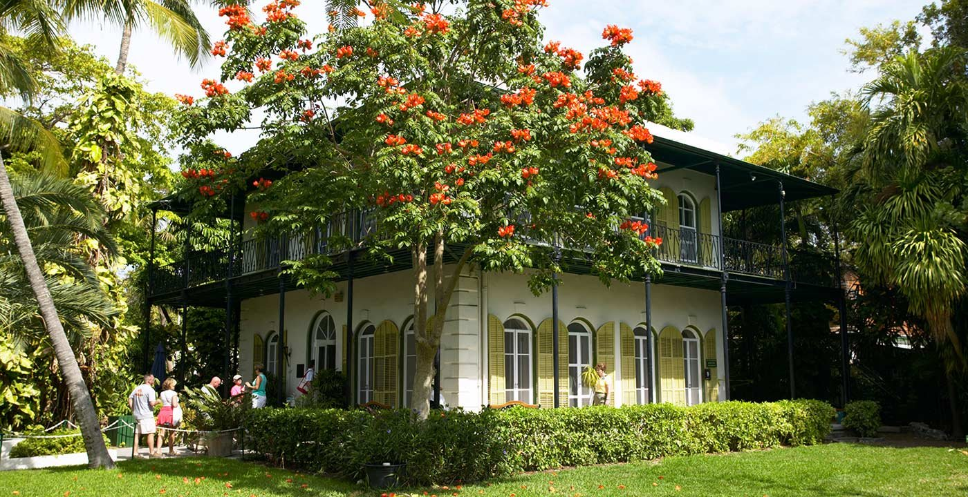 Ernest Hemingway Home and Museum, Key West