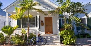 Beach House in the Florida Keys