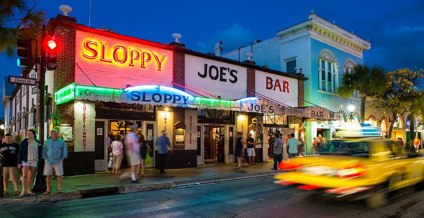 Food and Wine Weekend Getaway in Key West