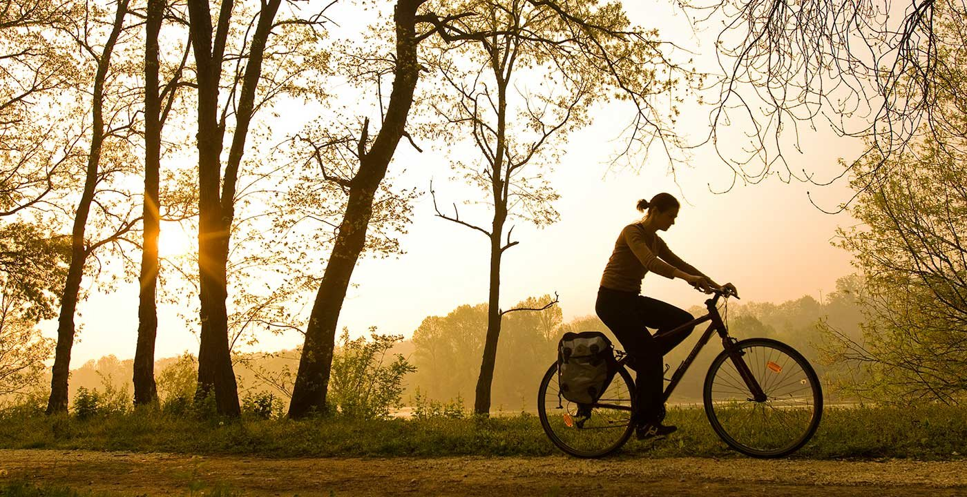 Use Pedal Power for an Intimate Journey
