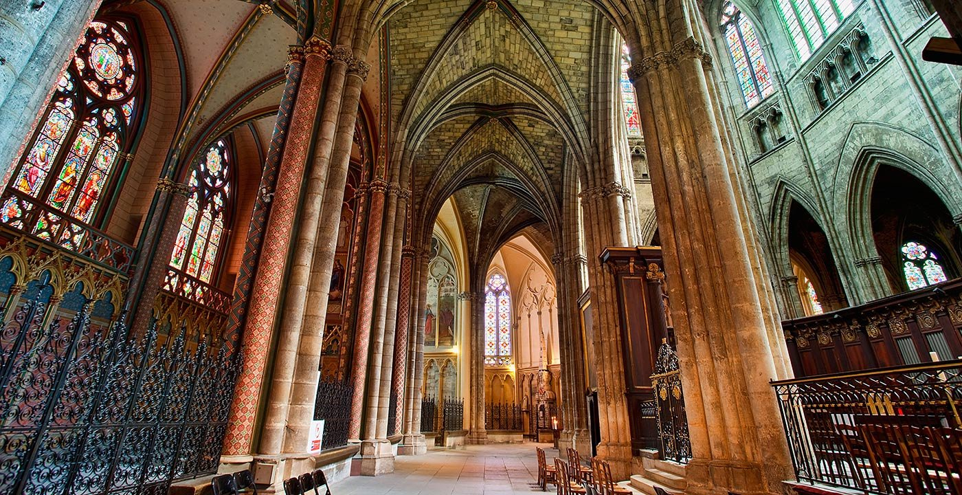 Explore Centuries-Old Squares and Medieval Churches