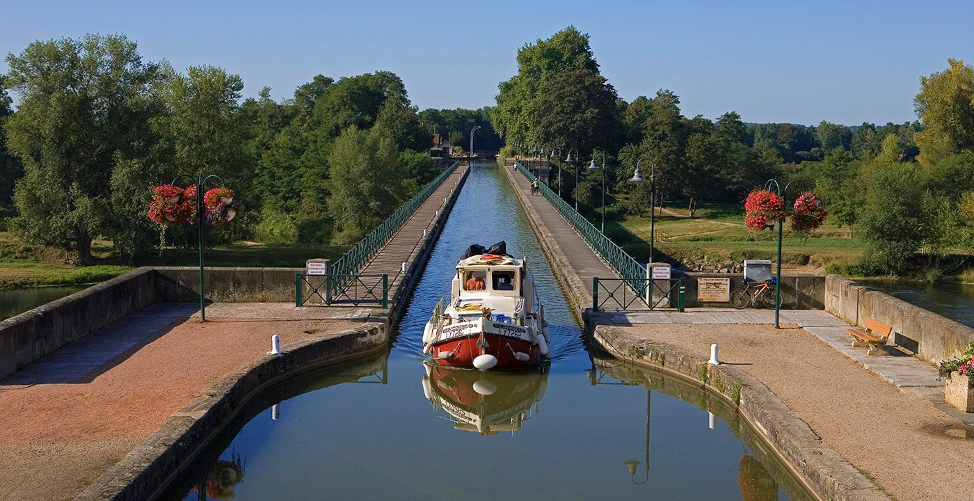 Cruise the Narrow Canals and Rivers