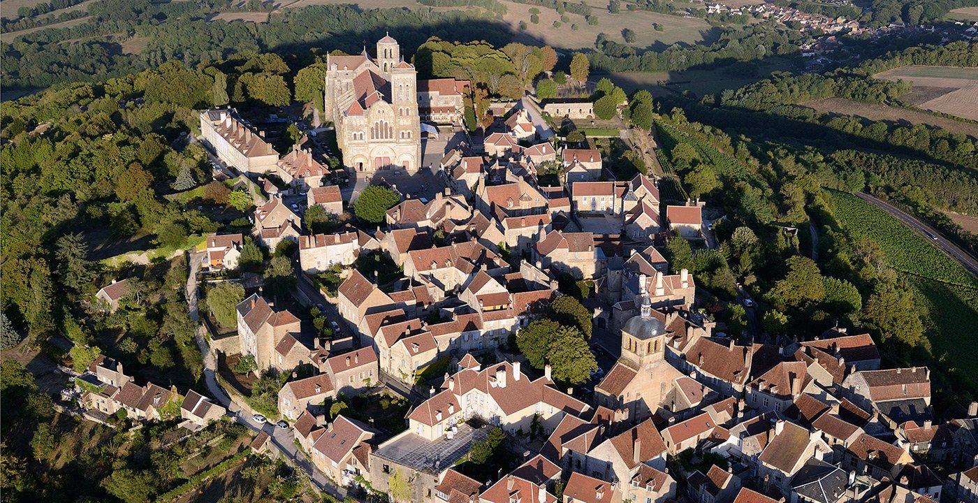 Saint-Marie-Madeleine Vézelay
