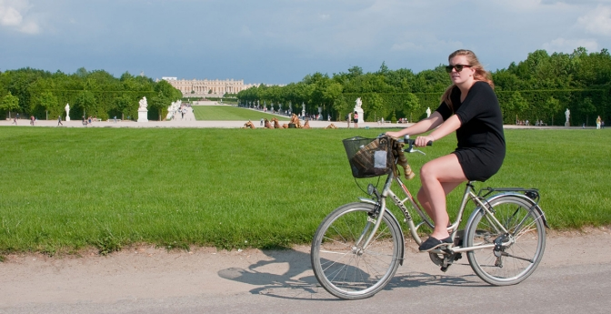 Bike Around Versailles