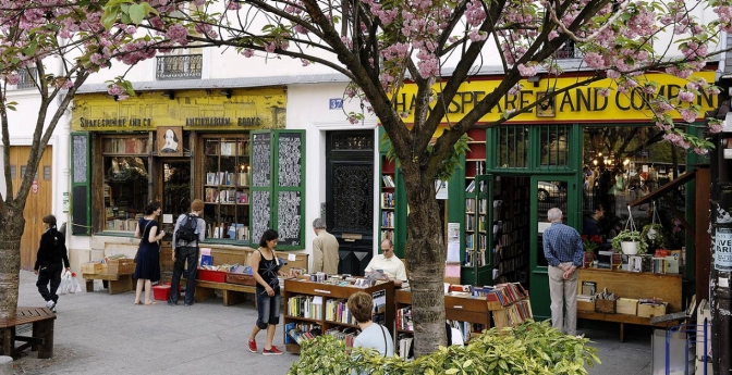 Have a Love Affair With a Bookstore