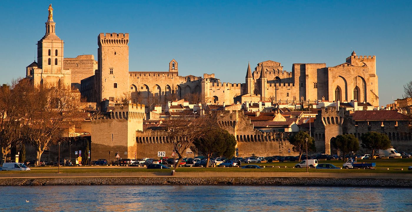 Ride the Petit Train Through Avignon
