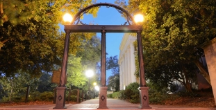 The Arch at the University of Georgia