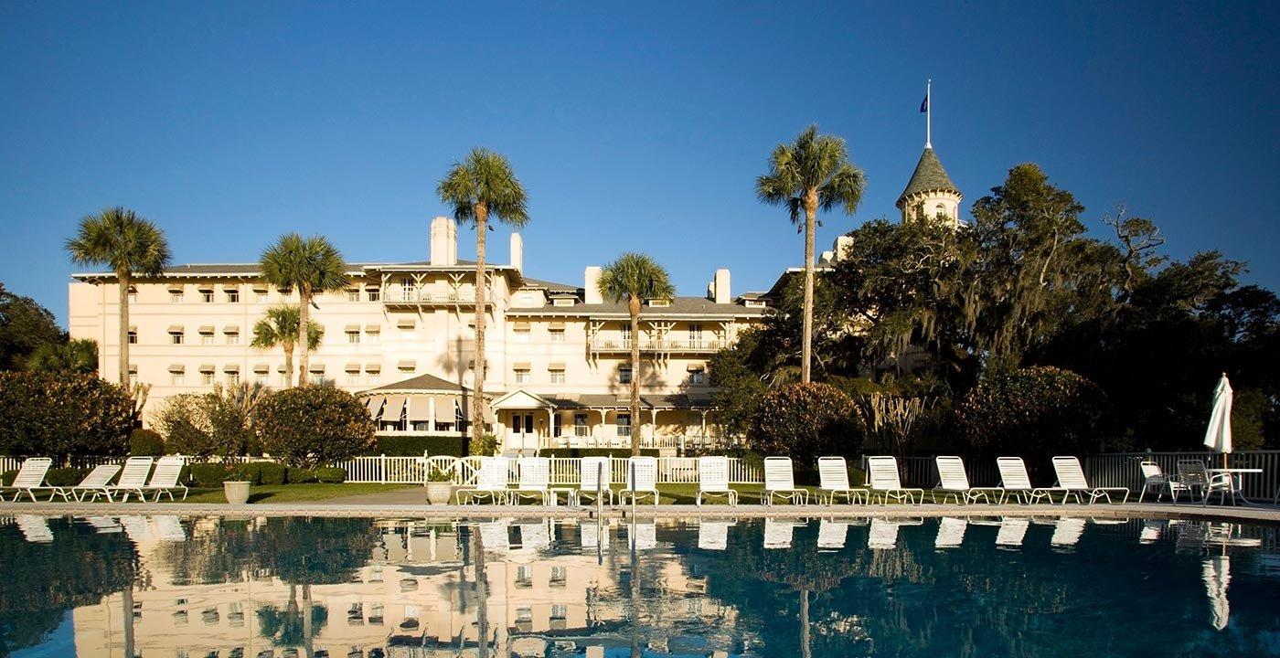 A Jekyll Island Club Hotel Getaway