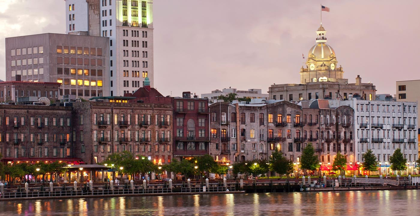 Savannah Riverfront