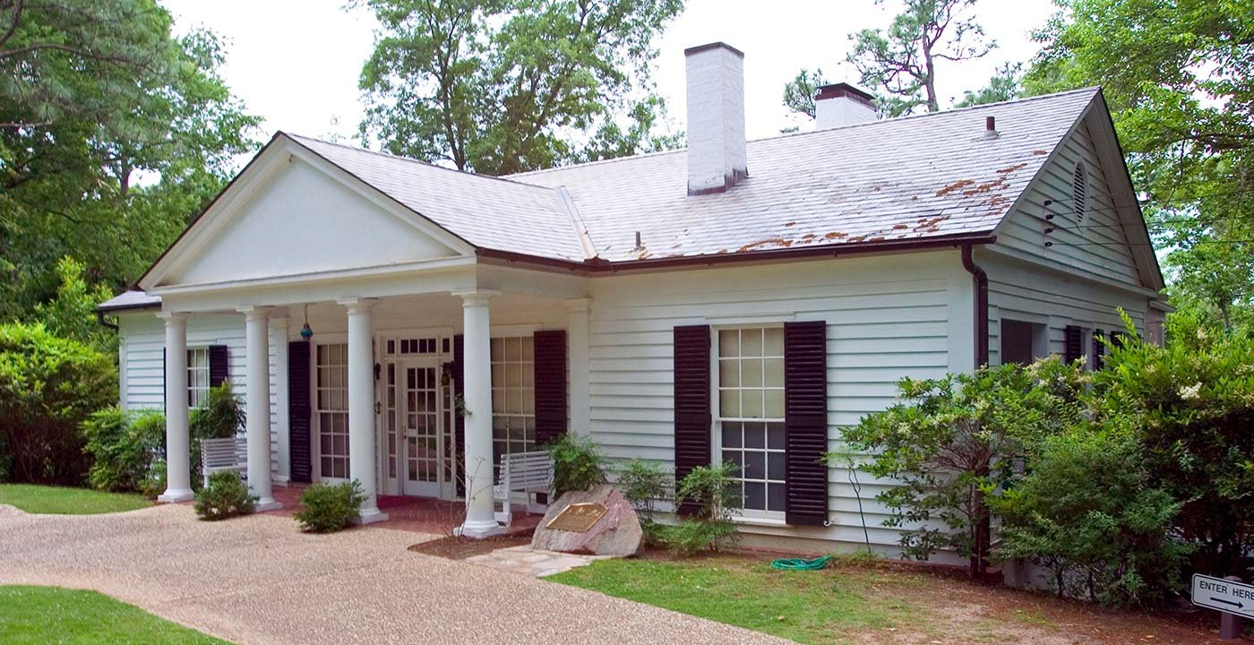 Franklin Delano Roosevelt's Little White House