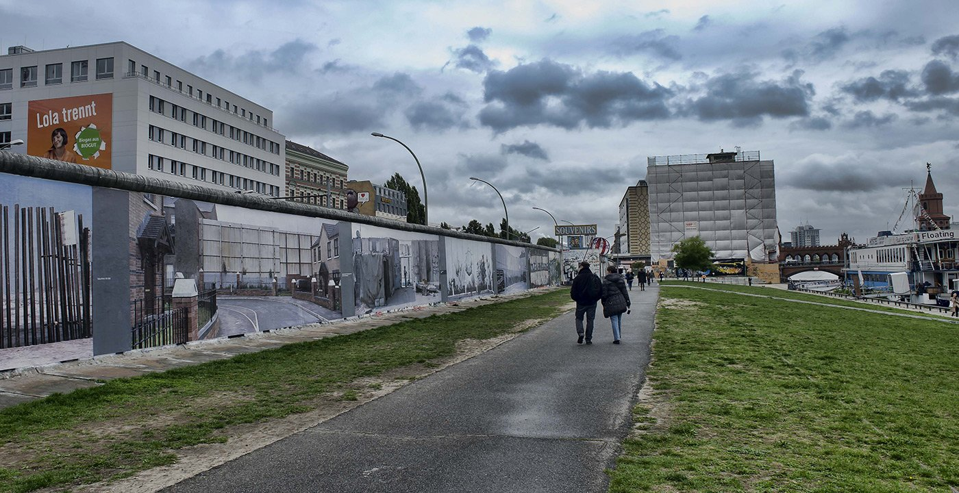 Make a Pilgrimage to the East Side Gallery