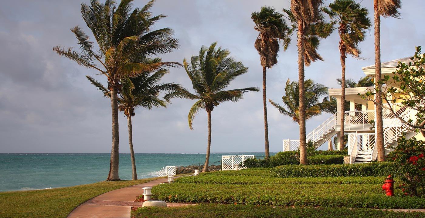 Resort in Grand Bahama Island
