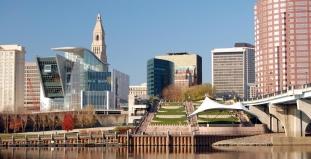 Mortensen Riverfront Plaza