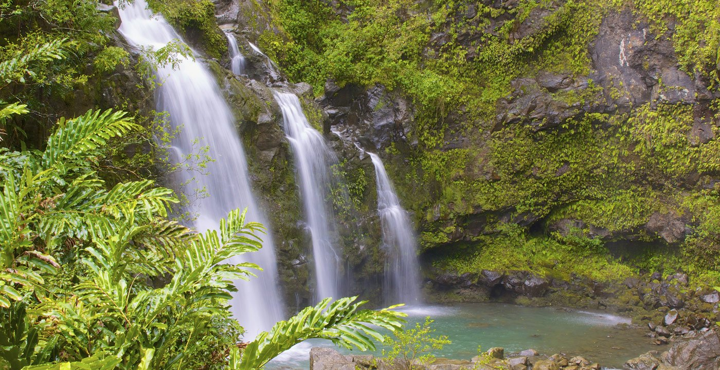 Take Your Time on the Wonderful Road to Hana