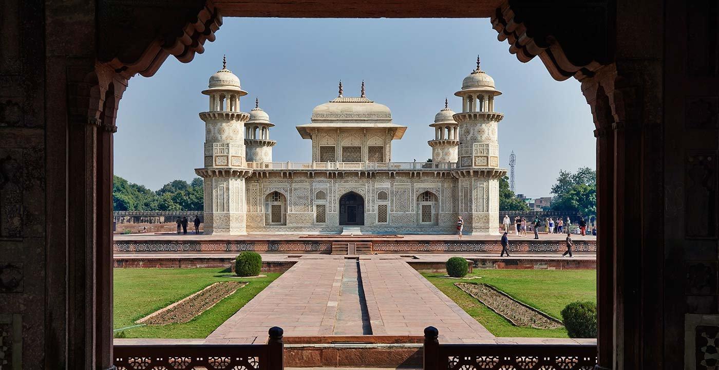 Likely Inspiration for the Taj Mahal