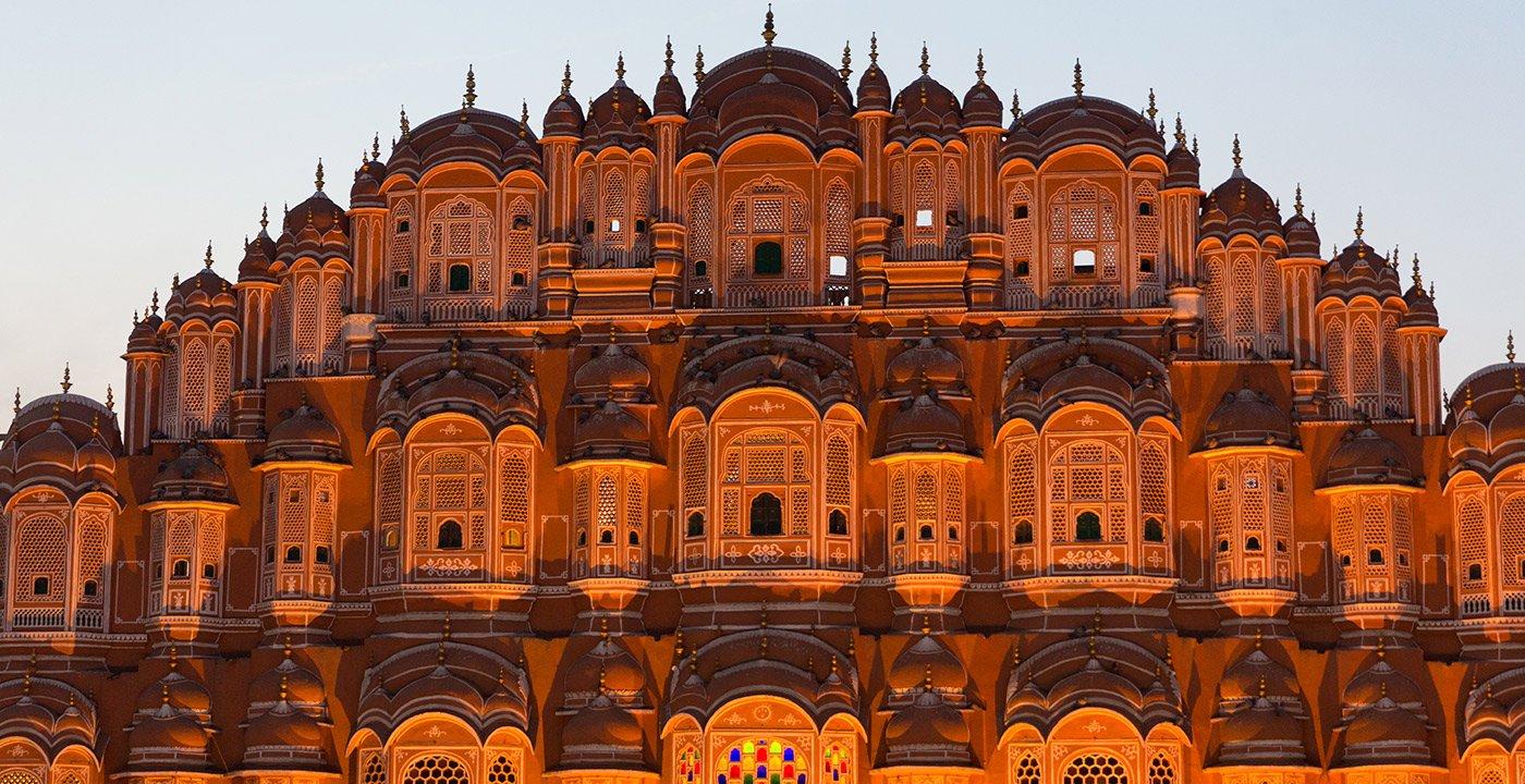 Don't Miss the Incredible Hawa Mahal