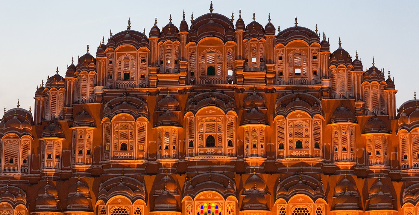 Don't Miss the Incredible Hawa Mahal