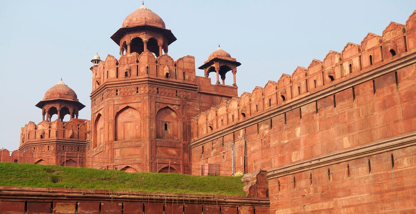 Old Delhi's Landmark