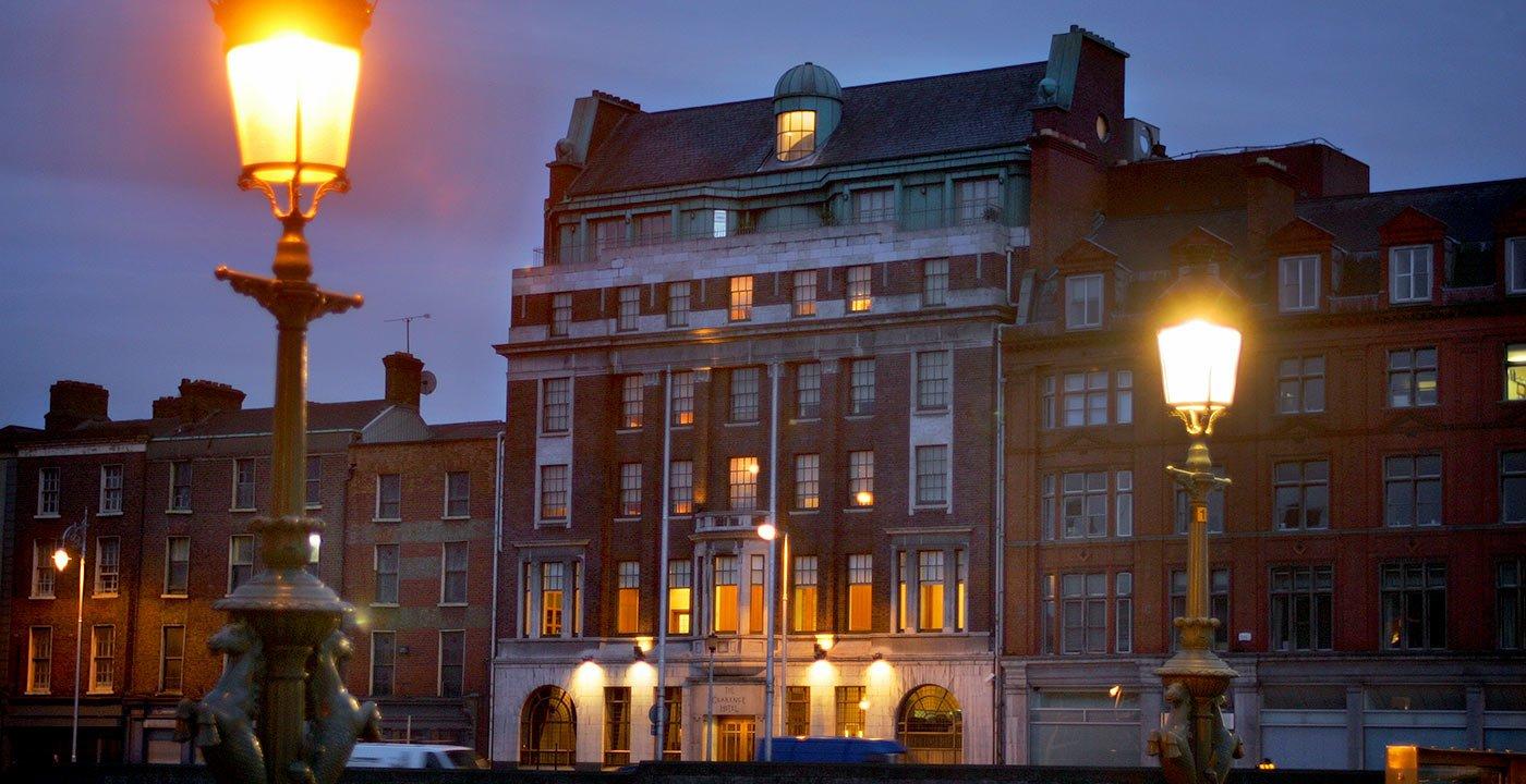 A Hotel That Rocks