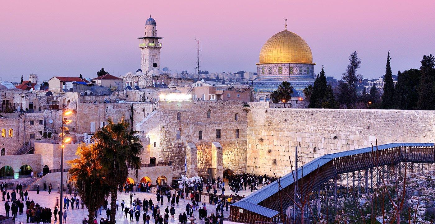 Built By King Herod