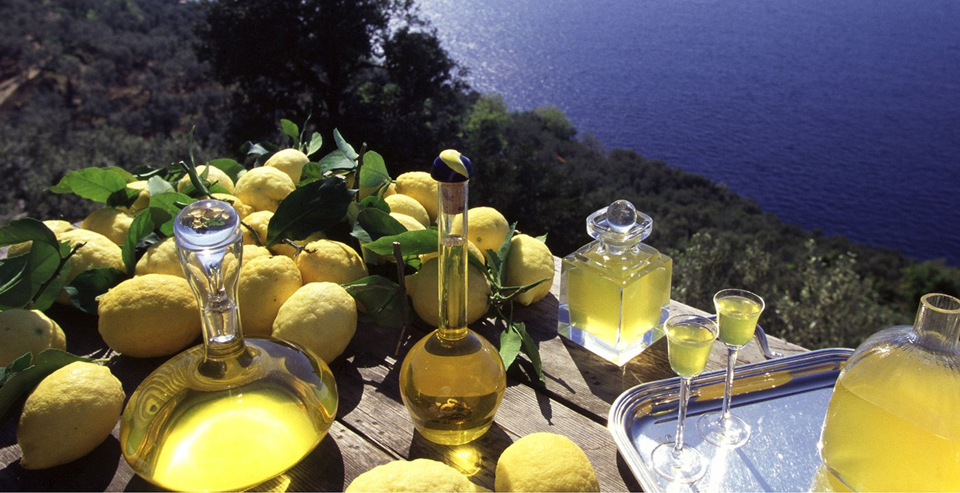 Linger Over a Limoncello
