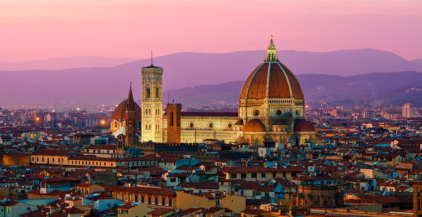 A Heart-Stopping View: The Top of the Duomo