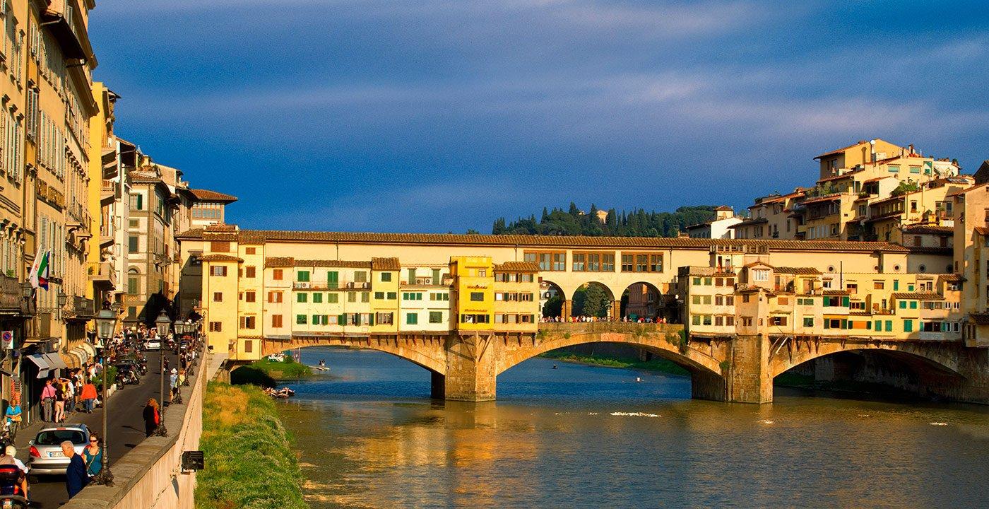 Cross the Ponte Vecchio, the City's Oldest Bridge