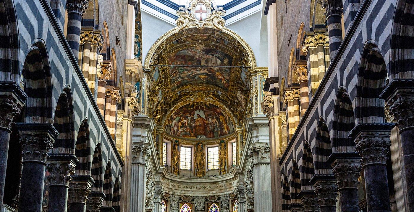Zebra-Striped Marble: Cattedrale di San Lorenzo