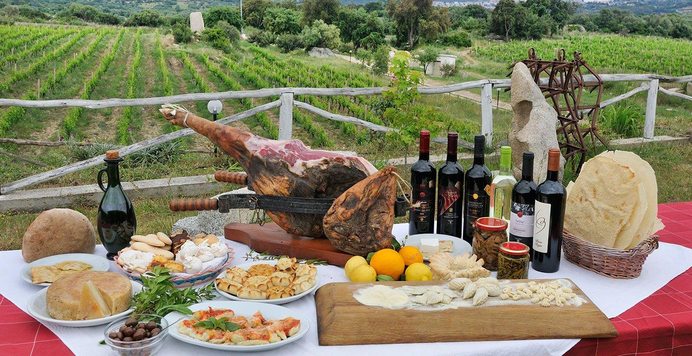 Taste of Sardinia