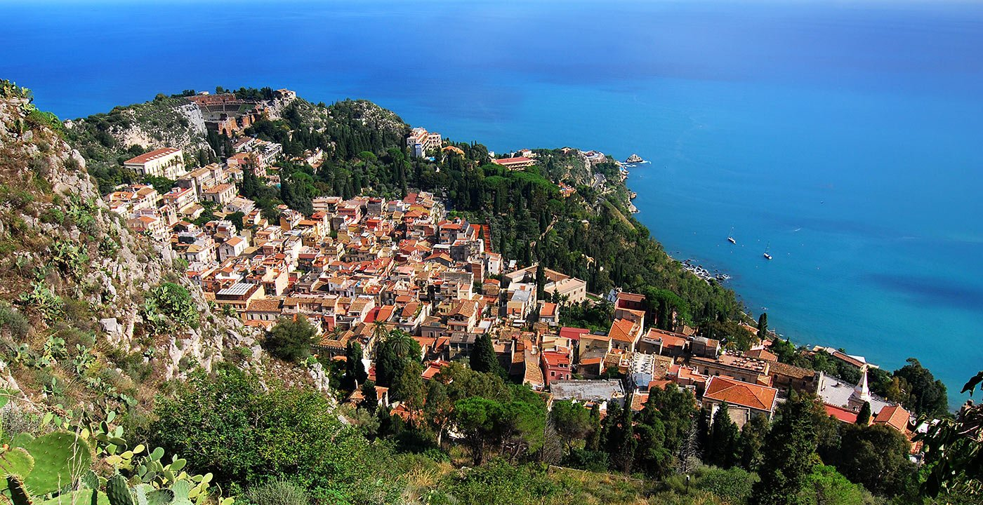 Spend a Night, or More, in Taormina
