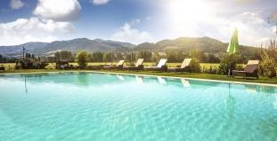 Tuscany Hotel Pool