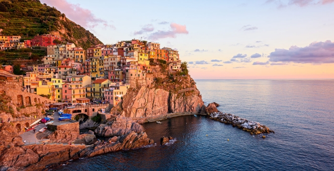 Explore the Cinque Terre