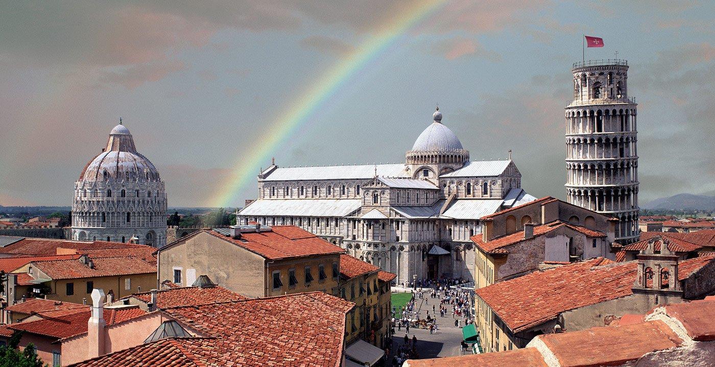 Picnic in Pisa