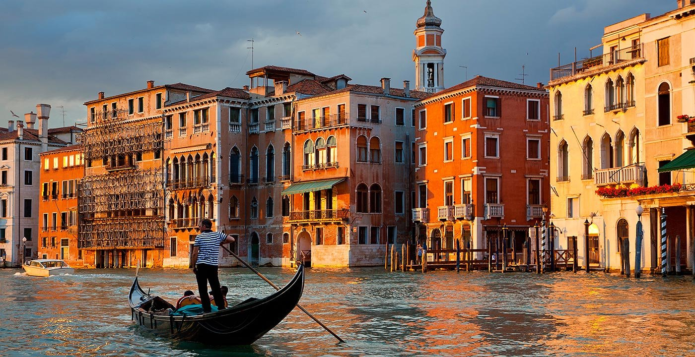A Vaporetto Cruise on the Grand Canal