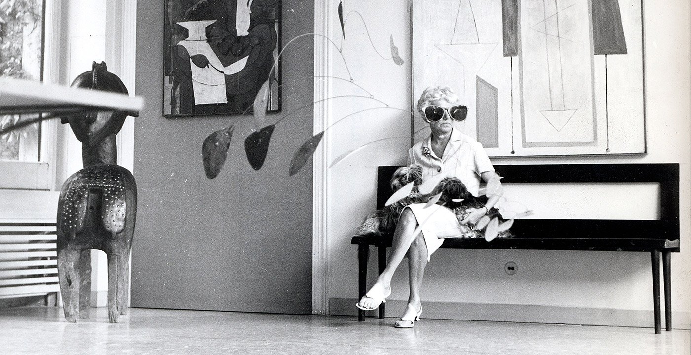 Explore the Peggy Guggenheim Collection
