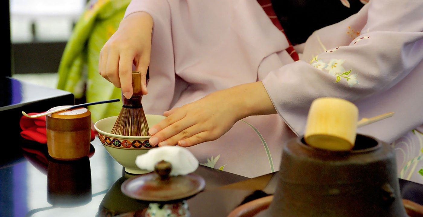 Take Tea With a Spoonful of Tradition