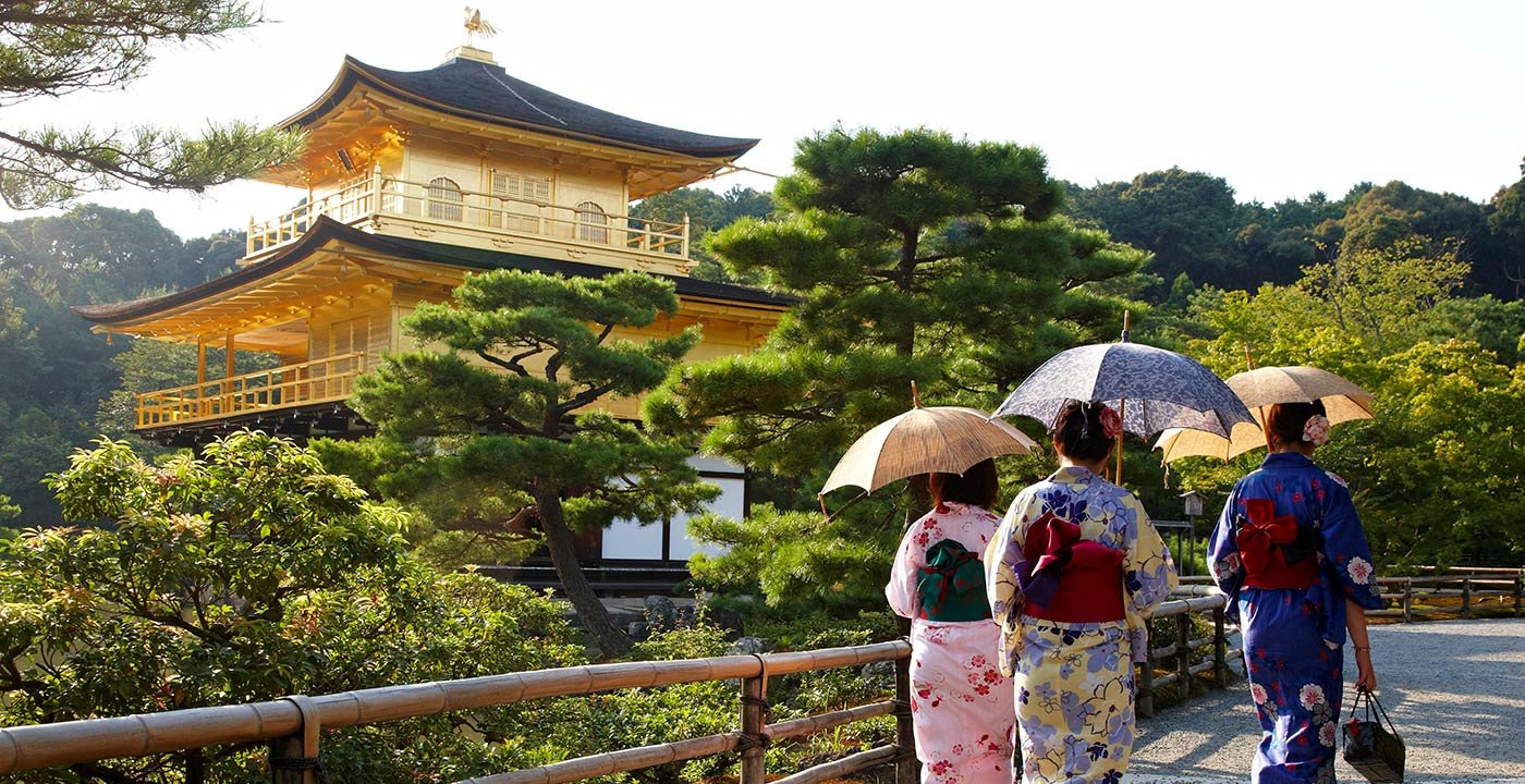 Kyoto's Tourist Gold