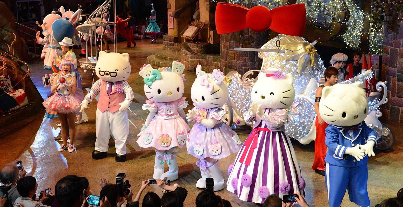 Say Hi to Hello Kitty