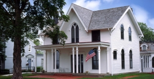 Amelia Earhart's Birthplace
