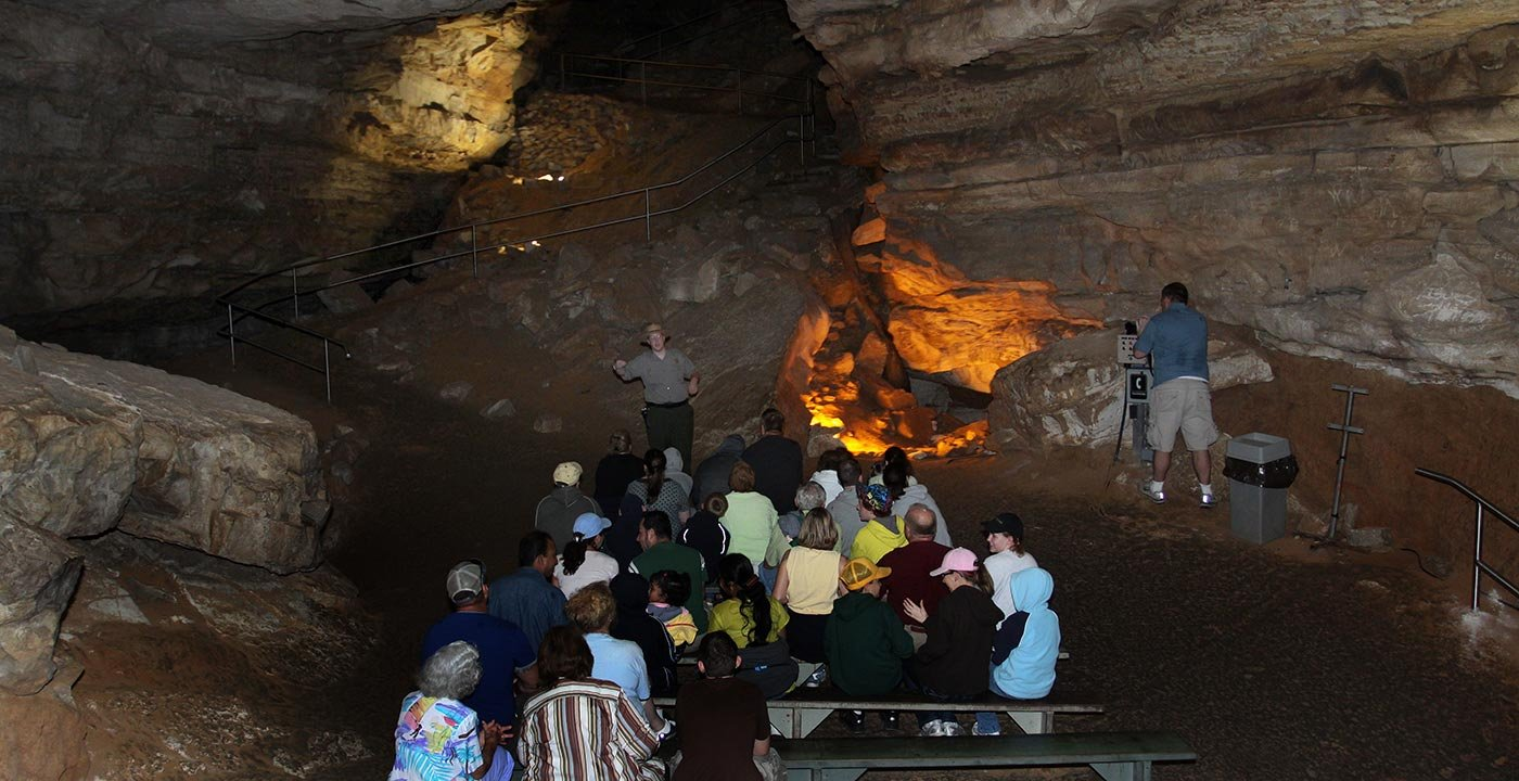 Introduction to Caving Tour? Not!